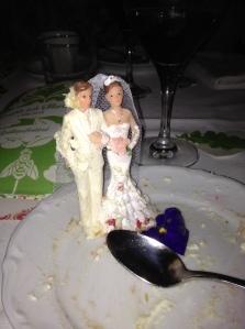 Jag har inte blyg på tårtan