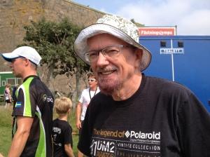 Bob Kaill, löptränare för Knallen som styrde mina banintervallpass under sommren och hösten 2006