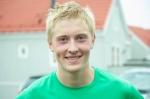 Aksel Rosenvinge, en av Norges bästa juniorer och rekryt på Team Xtra Personell. Snabb som få.