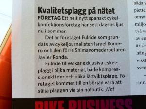 Hur tänkte det företaget lansera snygga kläder i Sverige?