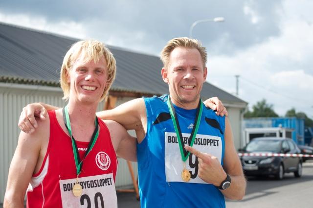 1:an och 2:an, Erik Wickström och Björn Rosenström