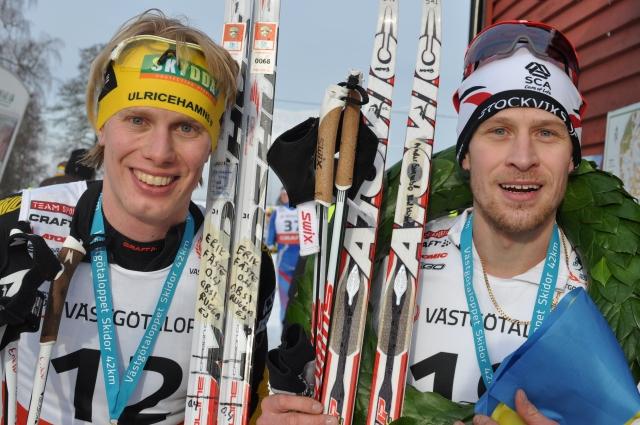 Anders Svanebo kom när till Ulricehamn för en helg och imponerade på oss västgötar.