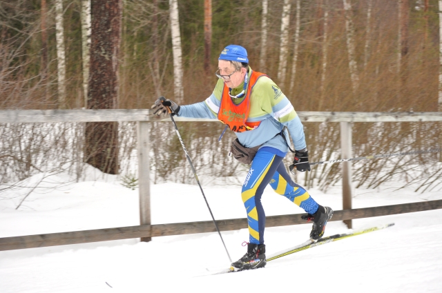 Lars-Erik Persson Öppet Spår söndag. Skidforum-mannen som gillar stålsicklat.