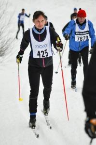 Åsa Pettersson i Öppet Spår söndag