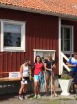 3:an Ulrika Lindberg, 2:an Majken Johansson Haenes och 1:an Madelen Carlzon