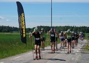 Starten Rådarullen 2014. Foto: Jan-Eric Thelin.