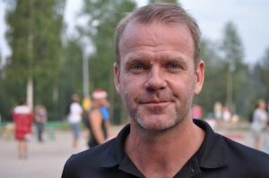 Dan Marsch, tävlingsledare