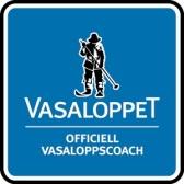 Officiell Vasaloppscoach logga