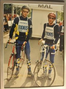 Dan Sundström och jag gjorde Klassikern ihop 2000/2001. Vi avslutade med Vasaloppet då jag blev 122:a.