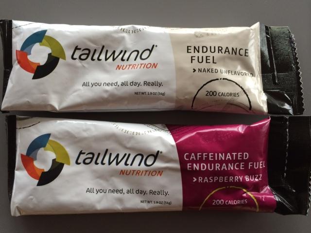 Tailwind Nutrition sportdryck portionsförpackningar