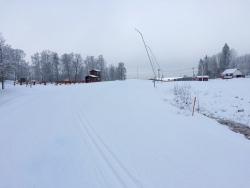 Lassalyckan, skidstadion i Ulricehamn