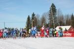 Västgötaloppet 2015 starten