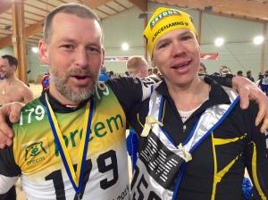 Stefan Palm och Z överträffade båda sig själva med en 75:e- respektive 80:e-plats. De har inte varit topp 150 innan.