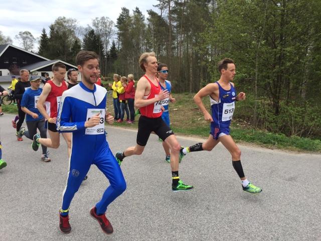 Starten Sjömarksloppet 2015