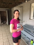 Catharina Ramhult är presterar alltid bra i konditionsidrott. Kul att 47-åringen fortsatt håller så hög nivå.