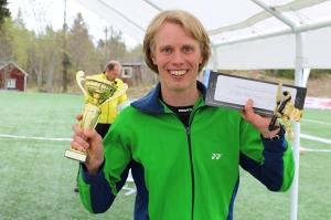 Spurtprispokal. Foto: Sjömarksloppet.