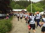 Starten Borås Swinrun 2015