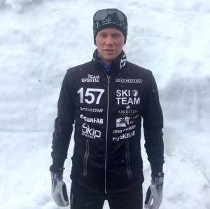 Gustav Eriksson. Foto: Lager 157 SKI TEAM.