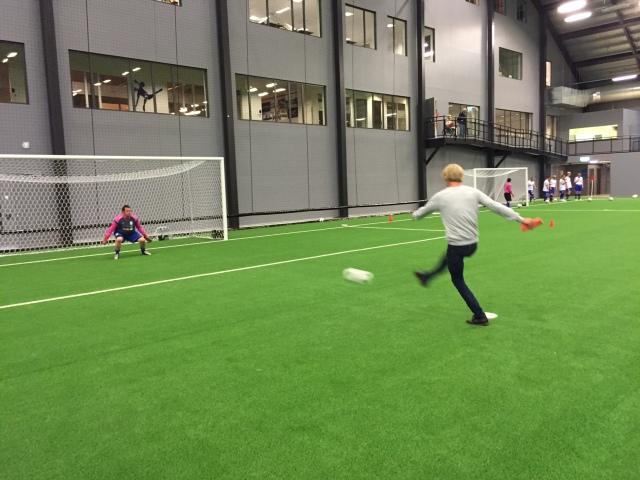 Jag satte straffen på en IFK Göteborgare. Kanske inte så konstigt med tanke på att jag bor i stan med det fotbollslag som totalt sett varit bäst i Sverige senaste tio åren.