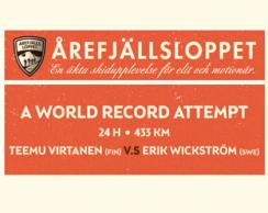 24 h världsrekordförsök