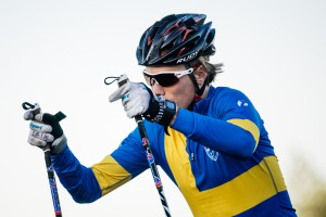 Lillsporthandske. 6 h. Foto: Magnus Östh.