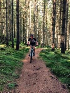 Västgötaloppet Cykel banan