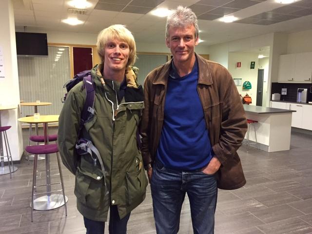 Leif KG Persson siktar på Nordenskiöldsloppet på 22 mil
