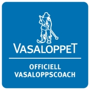 Officiell Vasaloppscoach logga 2015