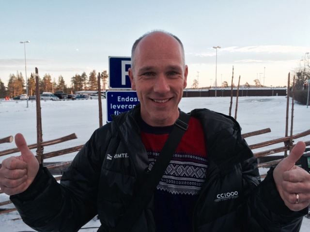 Håkan Sandahl i CCC1000