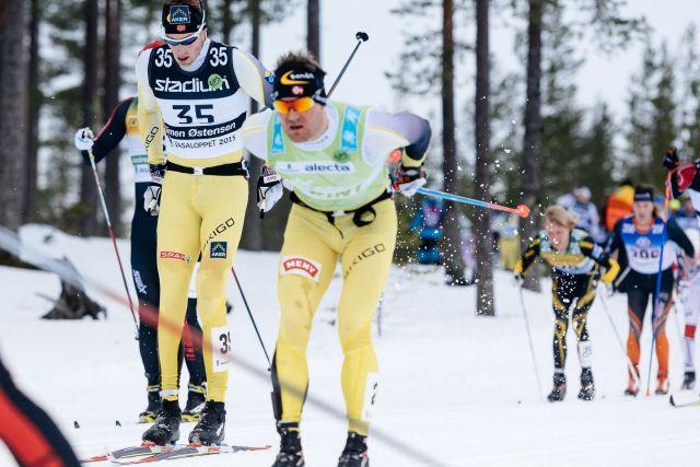 Vasaloppet 2015. Foto: Magnus Östh.