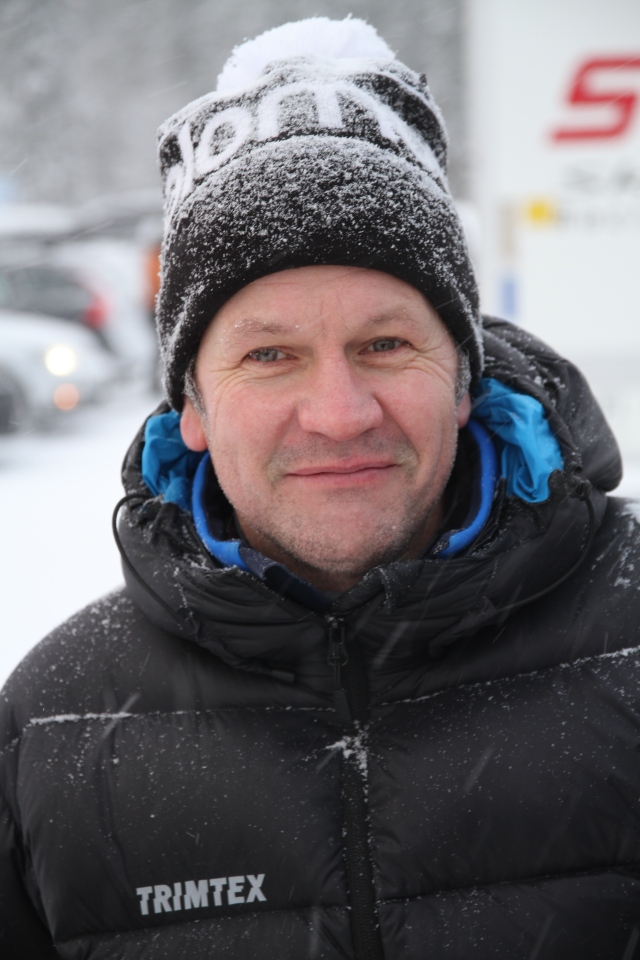 Lars Tallbom vid Åre Swix Open 2015