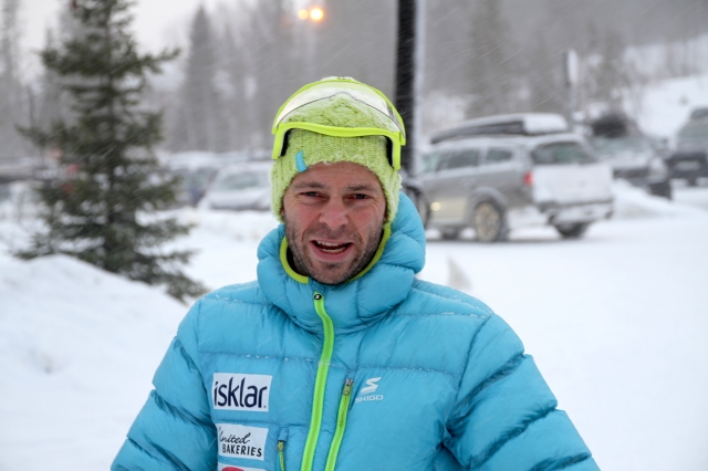 Johan Kjølstad efter Åre Swix Open 2015