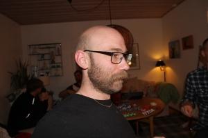 Tobias Magnusson, en av A-VM-spelarna