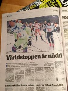 Borås Tidning 24 jan 2016