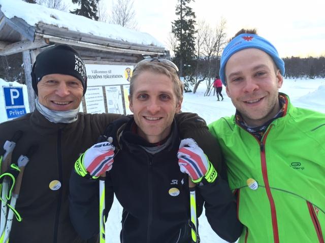 Far, son och son Isendahl/Josefsson
