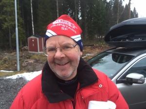 Mästervallare Christer Sandberg