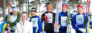 Topp 5 i Skinnarloppet 2016