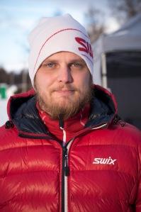 Swix vallade hela dygnet. Daniel Halvarsson gjorde större delen av dygnet. Och han gjorde det fantastiskt bra!