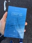 Självklart köpte jag boken om Nordenskiöldsloppet