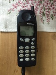 Nokia 5110 väcker många högstadieminnen. Många hade den modellen, bl a Anders Martinsson tror jag.