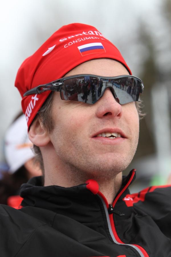 Nils Marius Otterstad, ledare för Team Santander