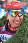 Justyna Kowalczyk, vinnare av Årefjällsloppet 2016