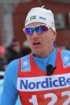 Martin Holmstrand avslutade elitskidåkningen efter årets Årefjällslopp