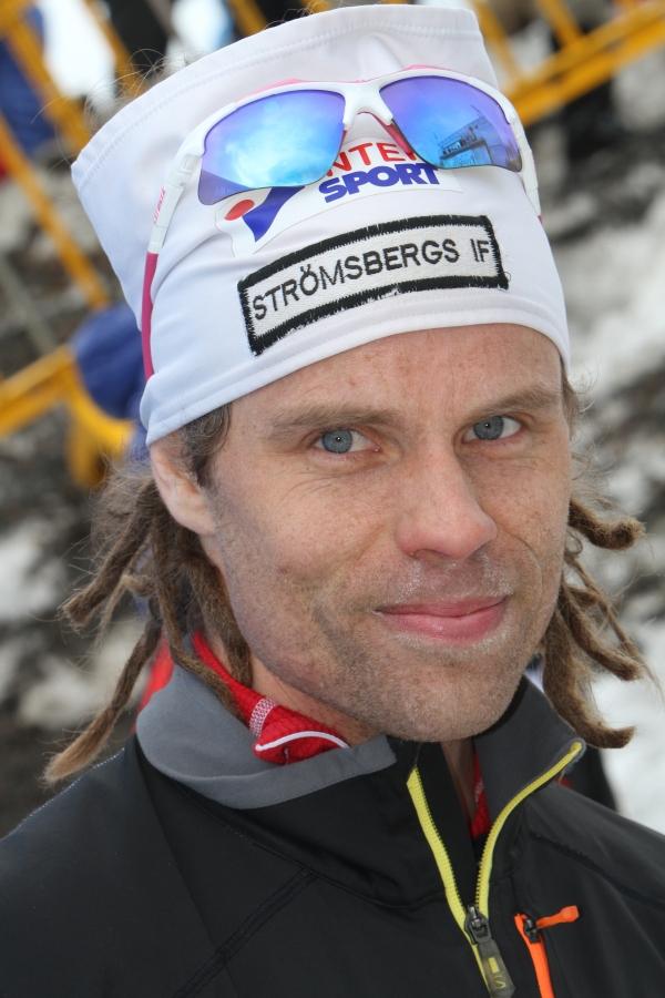 Stefan Ekman, Strömsberg