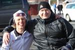 Jag intervjuade Anders Olsson från några år sedan. Vi hade också en kamp i sitski'n. Otrolig man.