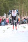Markus Ottosson stakar så hårt att han flexar KV+