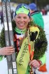 Lina Korsgren, vinnare av Nordenskiöldsloppet 2016