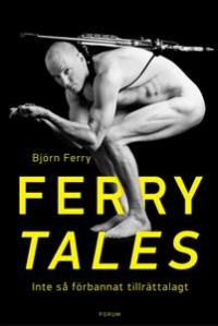 Ferry Tales omslag