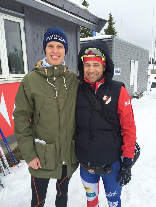 """Ole Einar Bjørndalen, skidskytten med 8 OS-guld och 20 VM-guld, sade så här om säsongsvila: """"Jag har börjat att ta två veckor med bara lugna långpass, förr tog jag aldrig någon paus."""""""