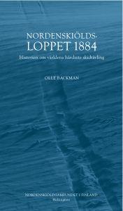 Nordenskiöldsloppet 1884 - Historien om världens hårdaste skidtävling. Omslag.
